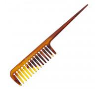 Гребень для расчесывания и укладки волос, Scarlet line, 24 см.