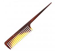 Гребень для расчесывания и укладки волос, Scarlet line, 21 см.