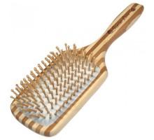 Расческа Scarlet line  для волос массажная с деревянными зубцами