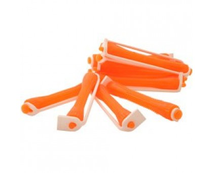 Бигуди-коклюшки пластмассовые Scarlet line, d-8,5 мм.