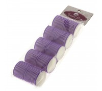 Бигуди-липучки для волос Scarlet line, d-36 мм.